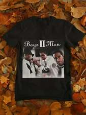 Boyz II Men Shirt 98 Evolution Tour Cotton Black S-234XL Men Women T-Shirt PP070
