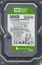 """Western Digital WD5000AADS - 00S9B0 500Gb 3.5"""" Internal SATA Hard Drive"""