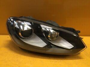 Vw golf mk6 gtd 2009- genuine driver  side  xenon headlight