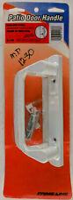 Prime-Line Patio Door Handle White C1178 #6ty