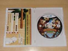 Jeux vidéo allemands Donkey Kong pour Nintendo Wii U