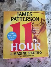 11th Hour by James Patterson and Maxine Paetro (2013, CD, Abridged)