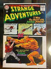 Strange Adventures #180 - 1st Animal Man - Good/Very Good