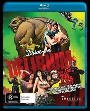 Drive-In Delirium - Hi Def Hysteria - 60's & 70's Savagery (Blu-ray, 2017)