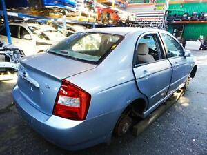 KIA CERATO REAR GARNISH 4DOOR, 07/04-12/08 04 05 06 07 08