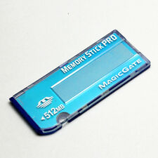 512MB Memory Stick PRO MS Memory Card SDMSV-512 For SONY old Camera