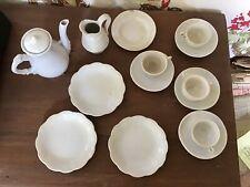 Vintage Child Tea Set 1930's Mismatched