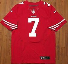 Authentic 2013 Nike Elite Colin Kaepernick San Francisco 49ers Jersey NFL Sz 44