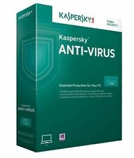 Kaspersky Lab Antivirus Anti-Spyware Software
