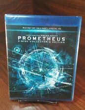 Prometheus (3D Blu-ray+Blu-ray+HD Digital)Brand NEW-Free Shipping with Tracking