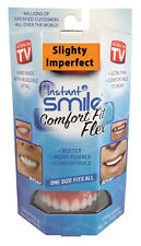 Instant Smile Comfort Fit Flex-Slightly Imperfect White, One Size fits Most