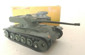 French Dinky Toys French Army Military Char A.M.X. 13 Ton Armoured Tank