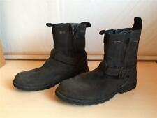 Mens Timberland Premium Chelsea Boots Size uk 7.5W - Grey Suede/Buckle - VGC