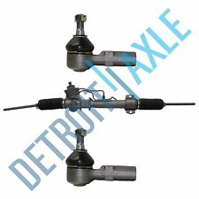 Power Steering Rack & Pinion + 2 Outer Tie Rod Ends for Toyota Camry Avalon