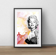 Small (up to 12in.) Portrait Art Prints