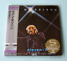 VAN MORRISON It´s Too Late To Stop Now JAPAN mini LP CD 2 SHM  NEW