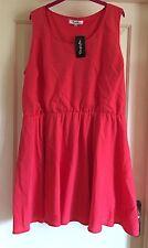 BNWT Simply Be Floaty Dress Size 22