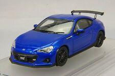 1/43 ENIF #ENIF0015 Subaru BRZ tS GT Package WR Blue