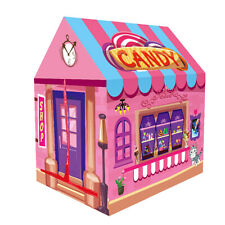 Tenda a tema per bambini Sweet House Playhouse per giochi all'aperto per