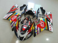 Fairings Bodywork Kit For Aprilia RSV1000 R Mille 2003-2006 Colorfull Alice Sax