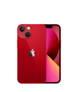 Apple iPhone 13 mini 5.4-inch - 128GB 256GB 512GB - Red, A2628
