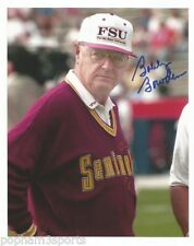 BOBBY BOWDEN Signed/Autographed FLORIDA STATE ST. FSU SEMINOLES 8x10 Photo w/COA