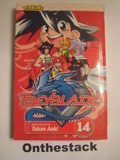 MANGA:     Beyblade Vol. 14 by Takao Aoki (2006, Paperback) In new condition!