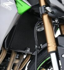 Kawasaki Z750R 2011-2013 R&G Racing black radiator guard cover