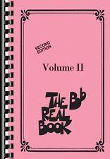 The Real Book Volume II Mini Edition Sheet Music B-flat Edition Real B 000125900