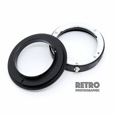 67mm Macro Reverse Lens Adapter & Protection Filter Ring Sony Minolta A AF Mount