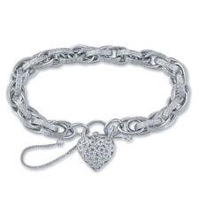 Collares y colgantes de joyería blanco oro blanco