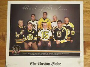 Best of BOSTON Insert BUCYK NEELY THORNTON CHEEVERS ESPOSITO ORR SCHMIDT BOURQUE