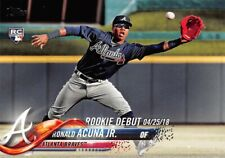 2018 TOPPS UPDATE - RONALD ACUNA RC (#US252)