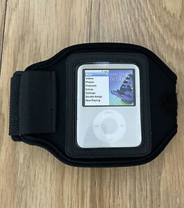 iPod Nano 3G 3rd Gen Sports Armband Case Cover Skin BRAND NEW
