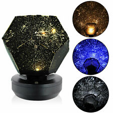 Star Sky Projector Night Lamp LED Starlight Galaxy Light Romantic Decoration