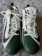 New Nike Alpha Menace Elite Td Football Cleats, Green Men's 12 Us