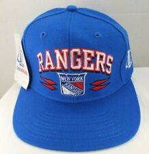New York Rangers NHL Hockey Hat Authentic Vintage 90's Cap NWT Logo Athletic