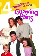 GROWING PAINS: THE COMPLETE FOURTH SEASON 4  (3PC) Region Free DVD - Sealed