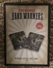 2 Reusable Hand Warmers