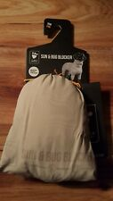 HURTTA ~ SUN & BUG BLOCKER INSECT REPELLENT DOG JACKET OUTFIT