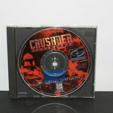 Crusader: No Remorse (Sega Saturn) *DISC ONLY*