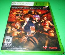 Dead or Alive 5 Microsoft Xbox 360 *Factory Sealed! *Free Shipping!