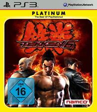 PS3 - Playstation 3 Tekken 6 *Platinum* (Sony) Spiel in OVP