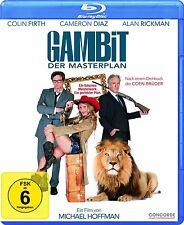 GAMBIT, Der Masterplan (Colin Firth, Cameron Diaz) Blu-ray Disc NEU+OVP