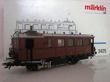 Märklin H0 3425 Dampfkittelwagen Locomotora de Vapor Digital Estado Nuevo