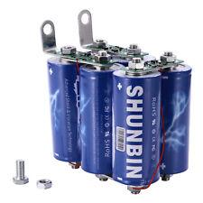 SHUNBIN 16V 500F super capacitor mobile power bank 12V car battery power bank