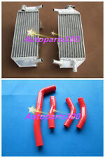 ALUMINUM RADIATOR & Hose for HONDA CRF250 CRF250R 2010 2011 2012 2013