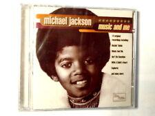 MICHAEL JACKSON  -  MUSIC AND ME  -  CD 2000  NUOVO E SIGILLATO