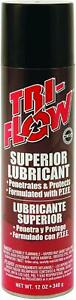 Tri-Flow TF20006 Superior Penetrating Lubricant 12-Ounce Aerosol Can Spray New