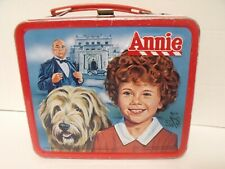 Vintage Annie Lunch Box without Thermos